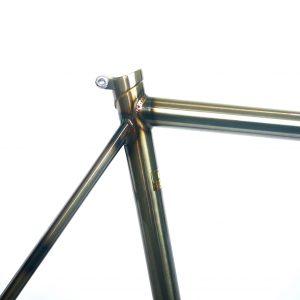 FG03 STEEL TRACK FRAME SET