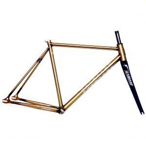 FG03 Copper track frameset