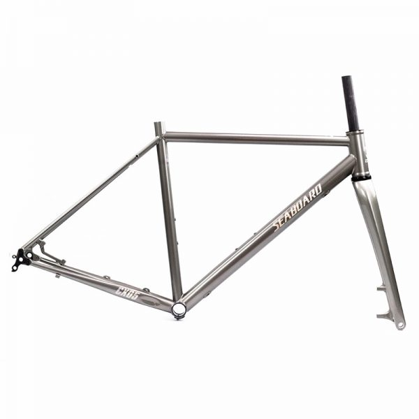 CX05 steel gravel bike frameset