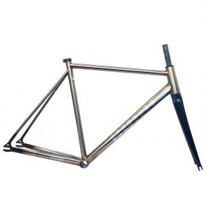 Steel track frameset FG05