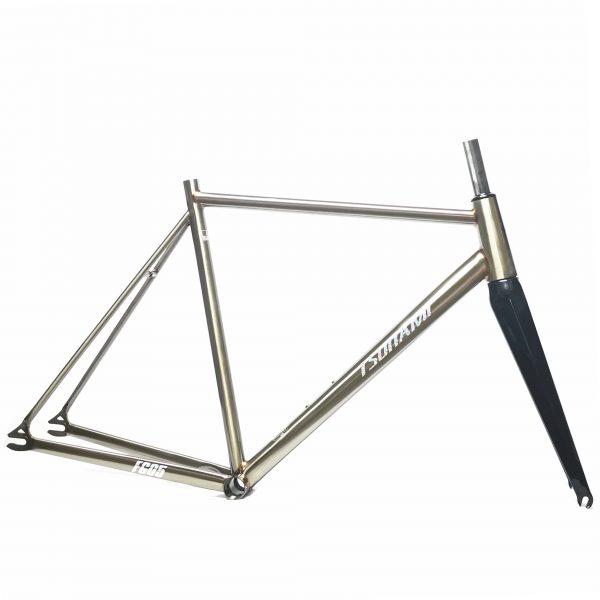 TSUNAMI FG05 steel track frame set