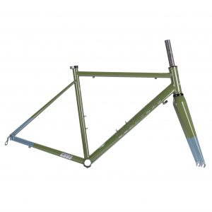 Steel road frameset - CR3