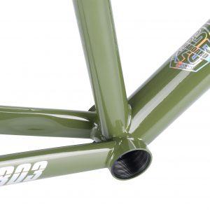 Steel road frameset - CR3
