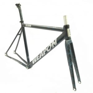 weapon soldier fixed gear frameset