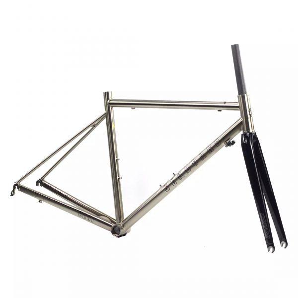 CR01 steel road frameset (4)