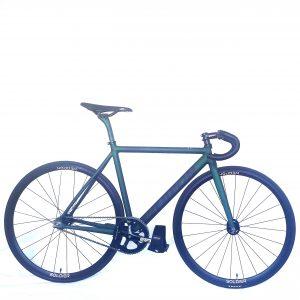 WEAPON-SOLDIER-2021 matte green complete bike