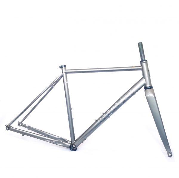 CX07 Steel gravel bike 700c disc break