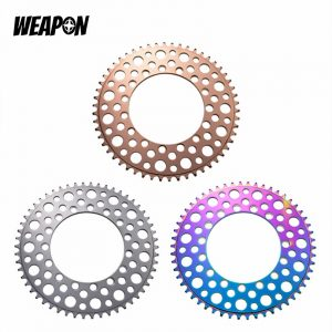 WEAPON Track chain ring
